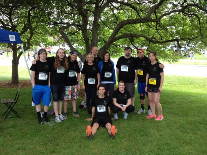 2014 JPMorgan Chase Corporate Challenge