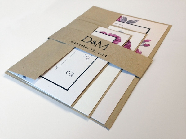 Sample Wedding Suite by CatPrint