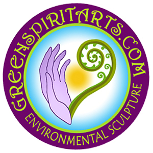 GreenSpirit Arts - Logo