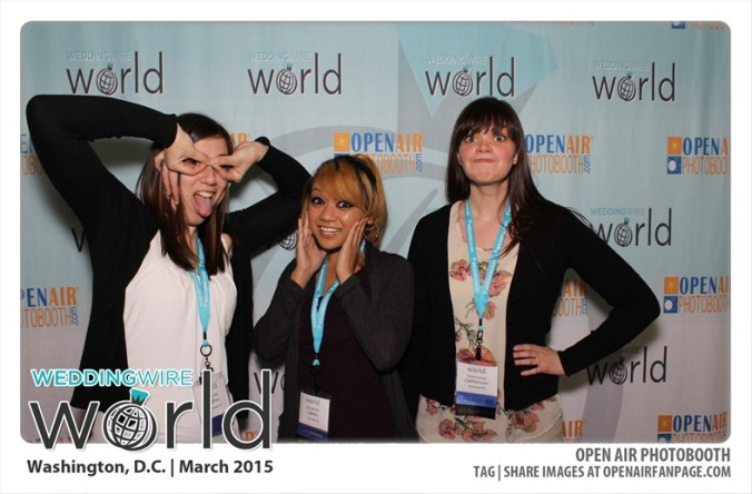 CatPrint Attends WeddingWire World 2015