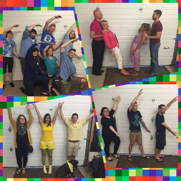CatPrint Spirit Week 2015 CMYK Day