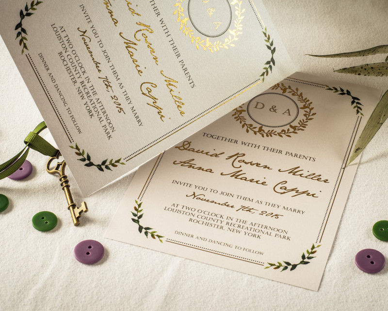 gold foil printing is now offered by catprint catprint blog