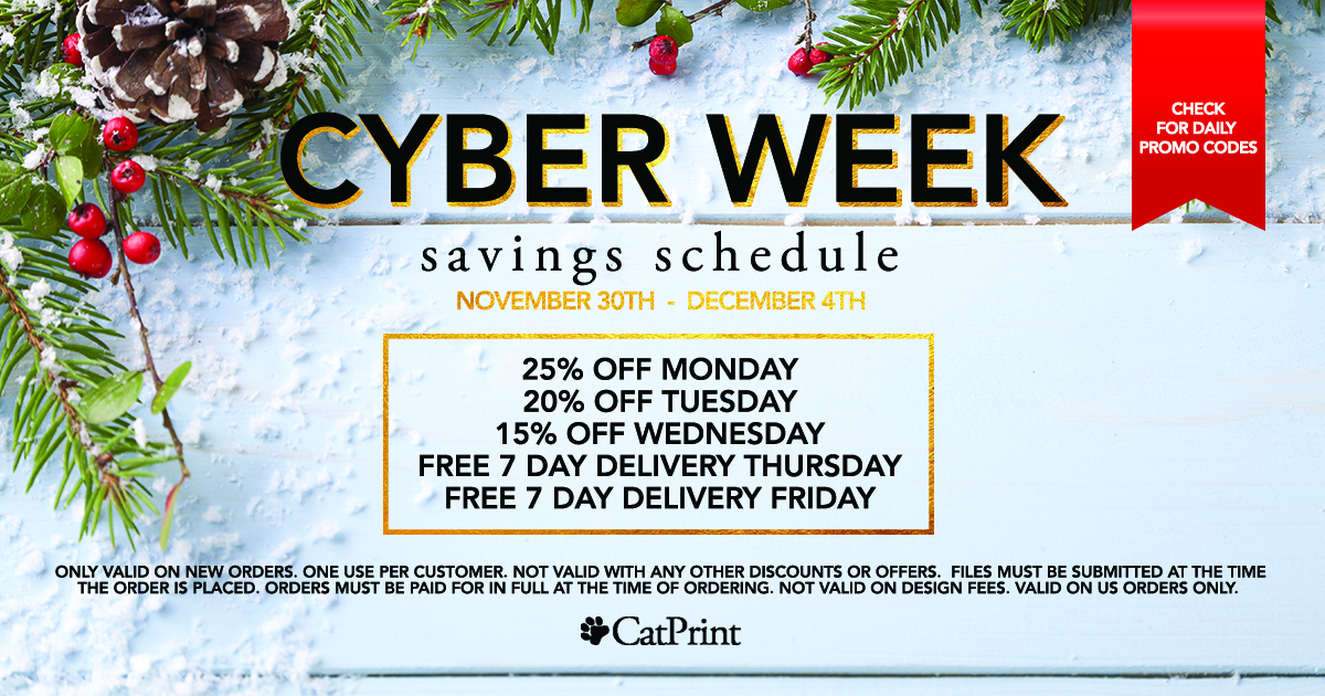 Catprint discount coupon