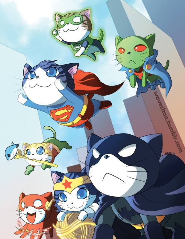 Justice Cats